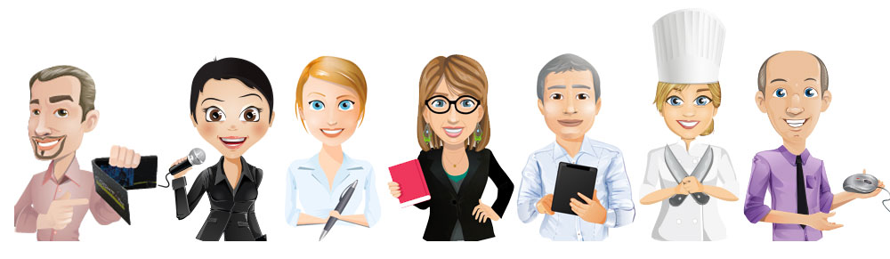 dessin avatar illustration freelance paris bagneux digital