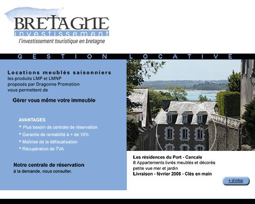 site web création graphiste paris bretagne
