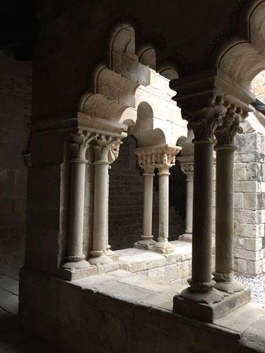 photo lesaché chapelle barcelone espagne