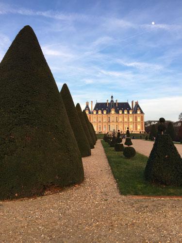 photo parc de Sceaux