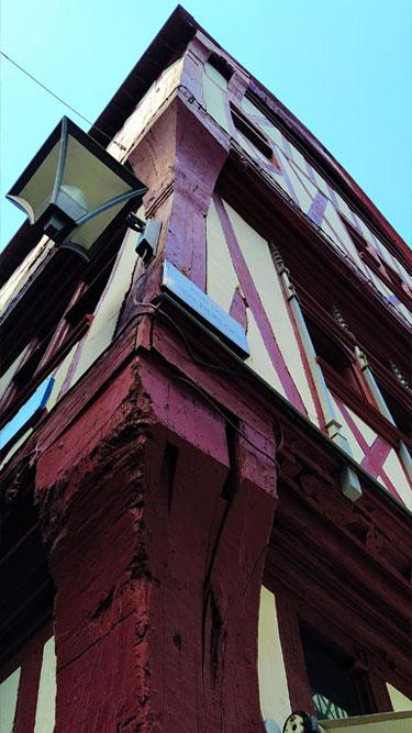 photo Rouen Normandie architecture